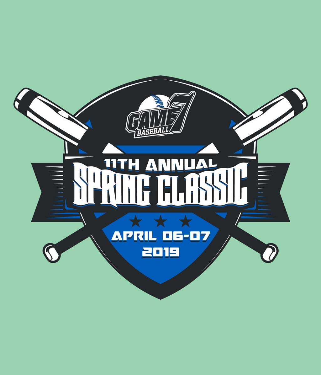 11th Annual TN Game 7 Spring Classic Logo