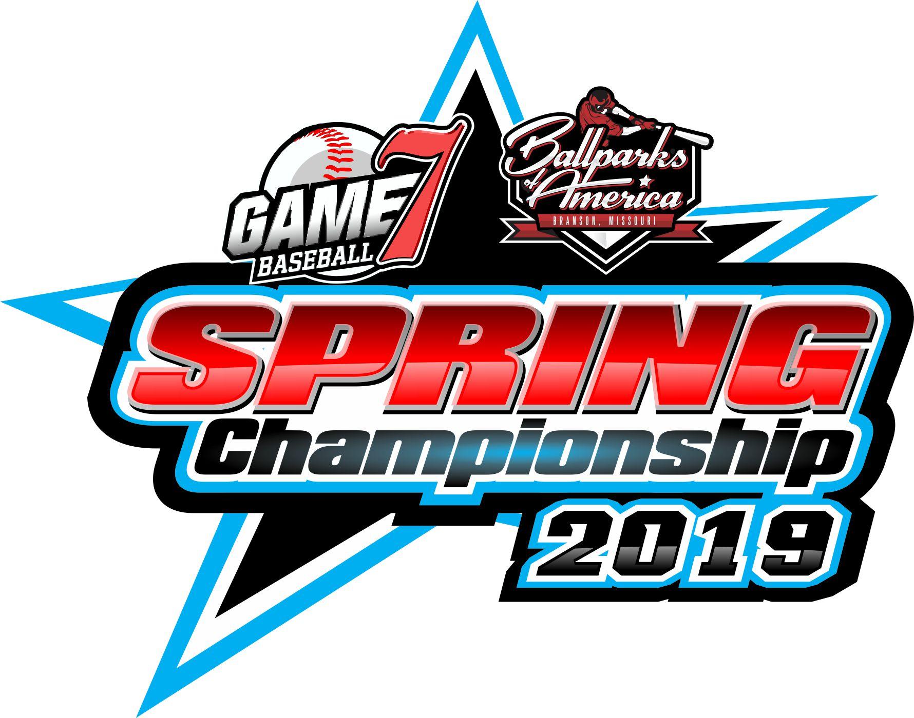 Game 7 Spring Championship Logo