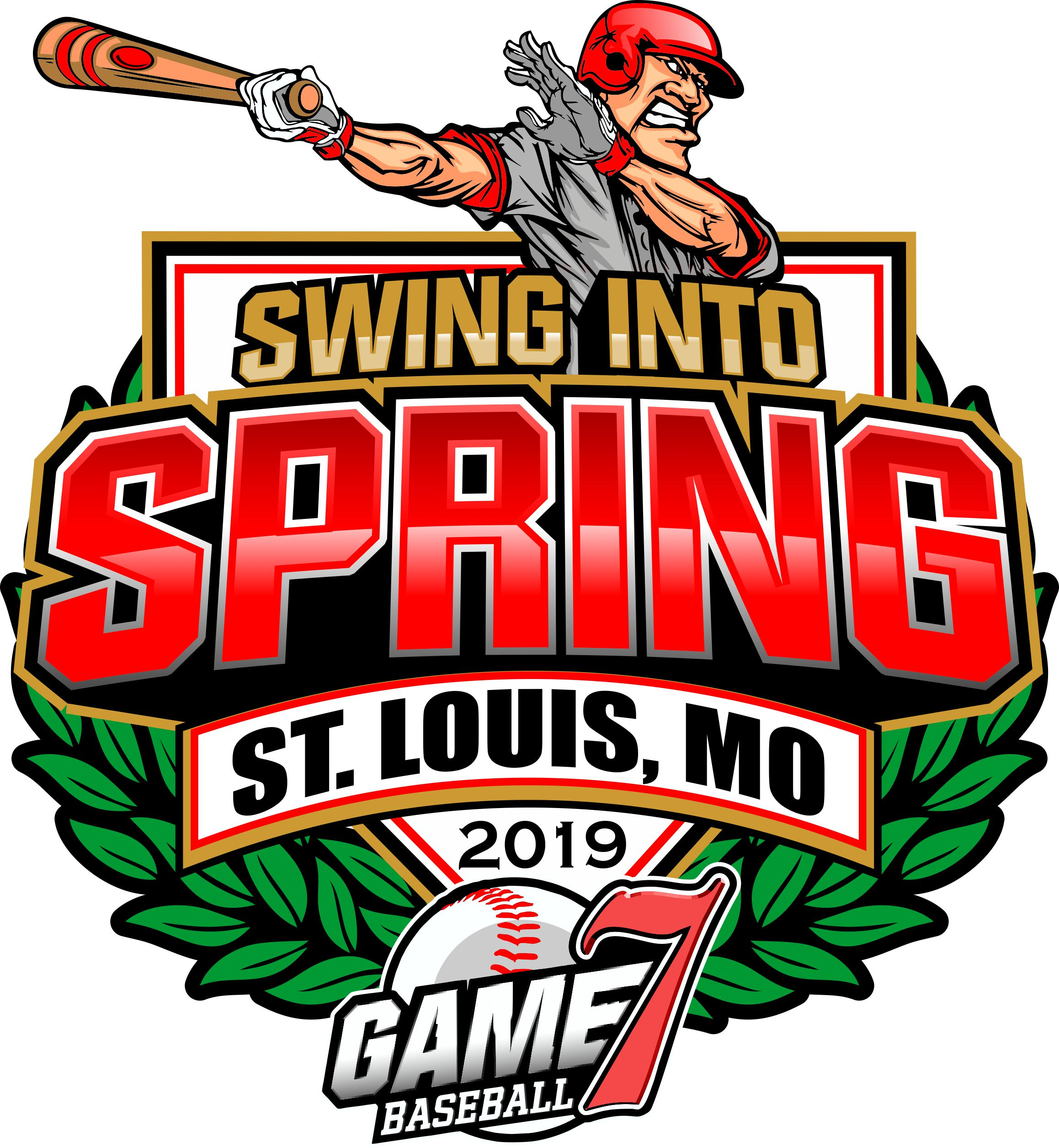 Swing into Spring - St. Peters Logo