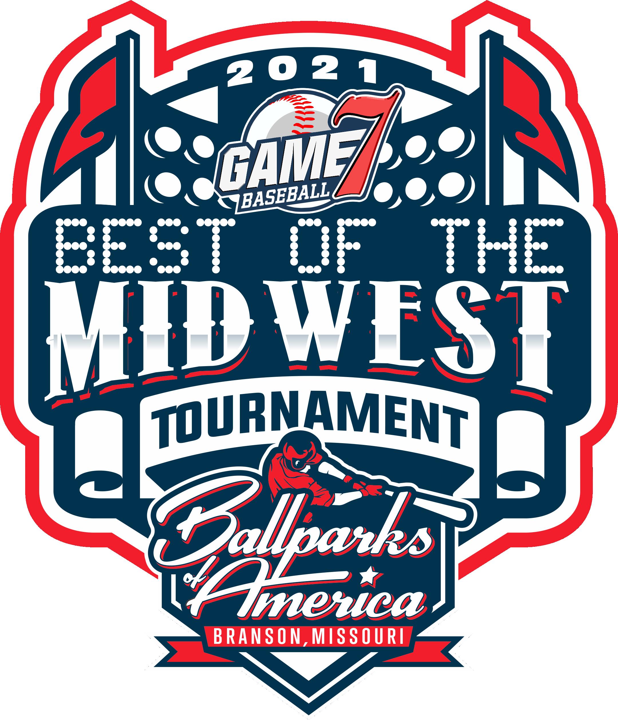 Best of the Midwest 12U - Branson Logo