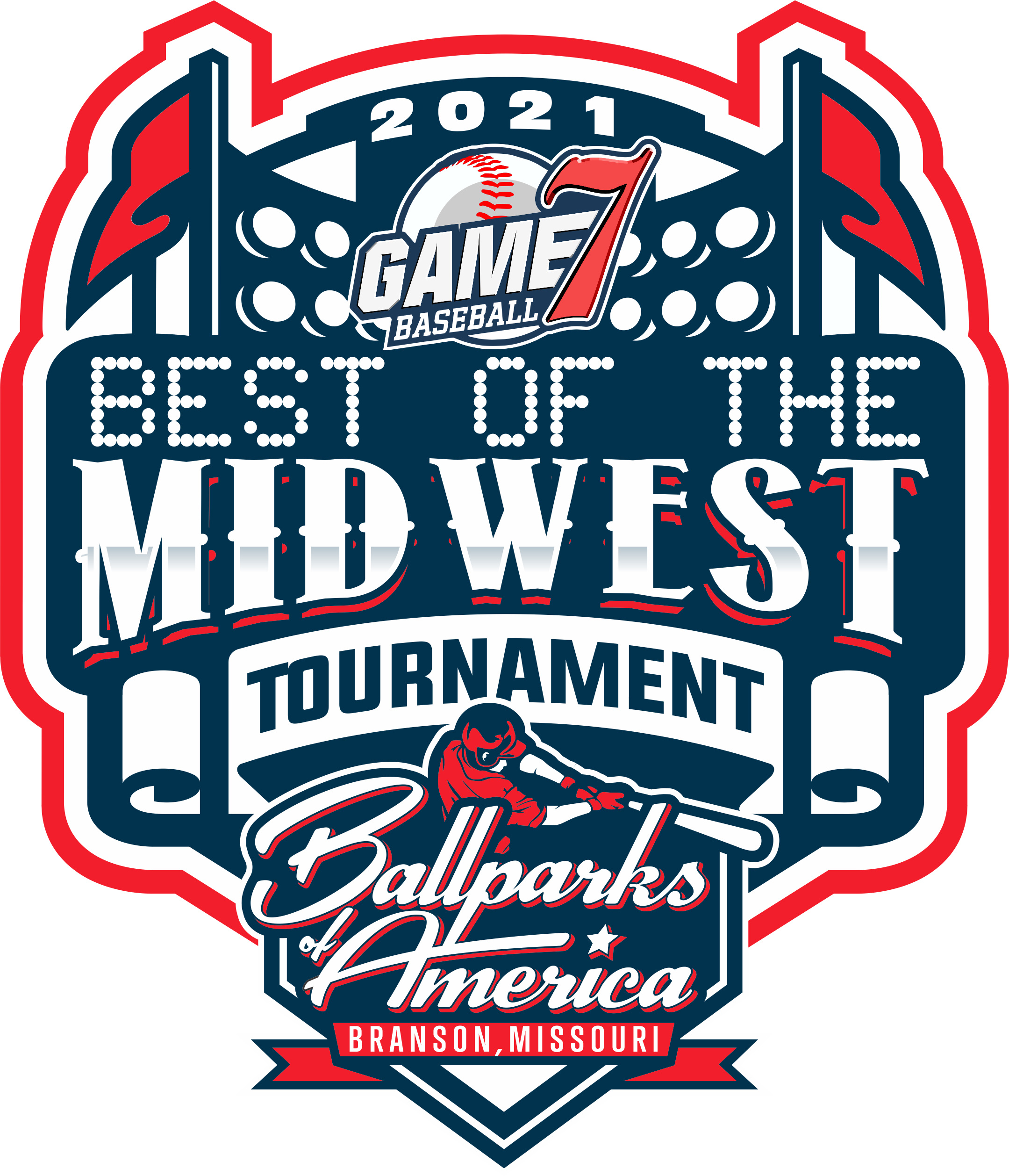 Best of the Midwest 12U - Branson Logo