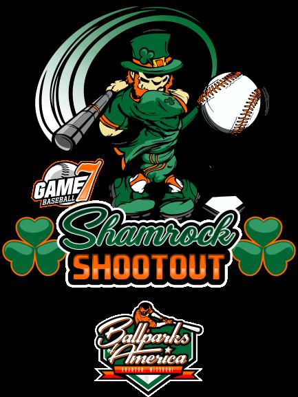 Shamrock Shootout - Branson Logo