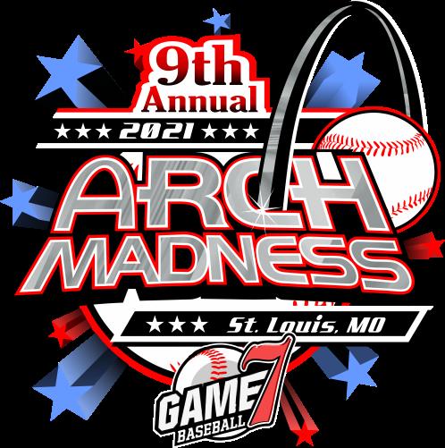 9th Annual Arch Madness * Logo