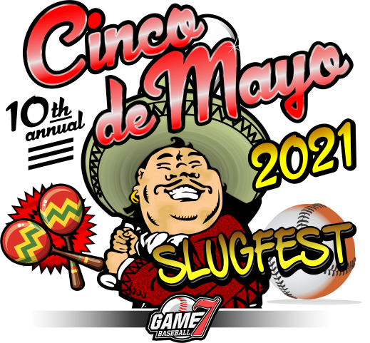 10th Annual Cinco De Mayo Slugfest Logo