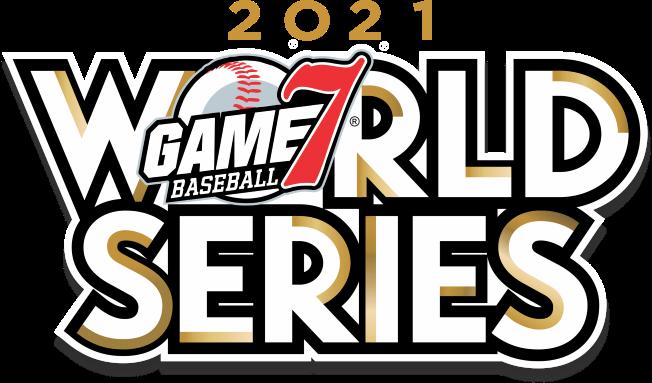 Game 7 Machine Pitch WORLD SERIES - St. Louis* Logo