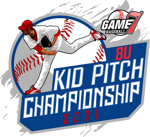 8U Kid Pitch Championship* Logo