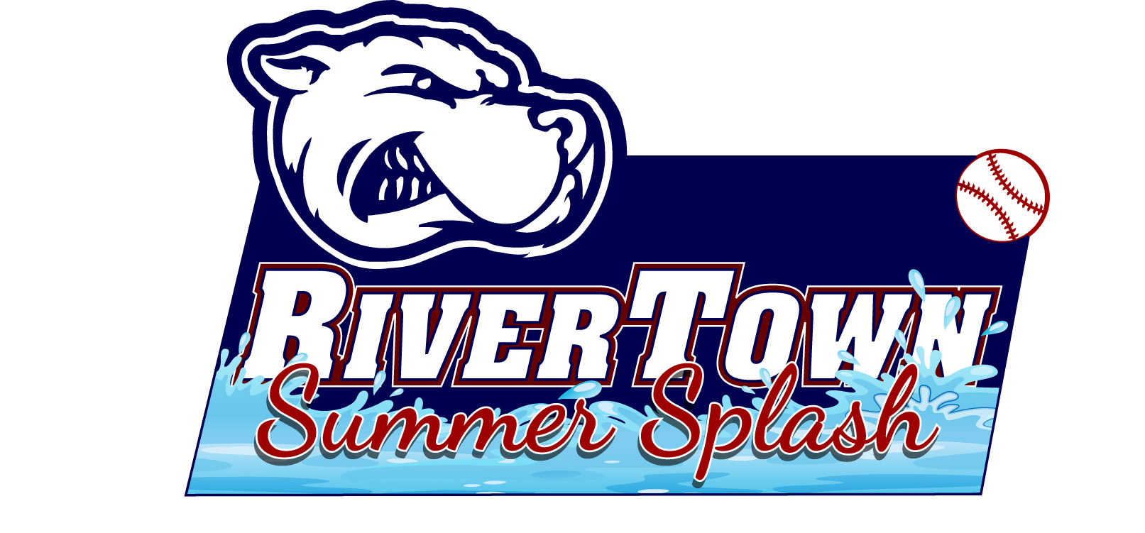 Rivertown Summer Splash Logo