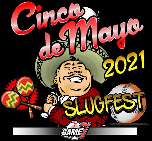 Cinco De Mayo Slugfest - Affton A/AA Logo