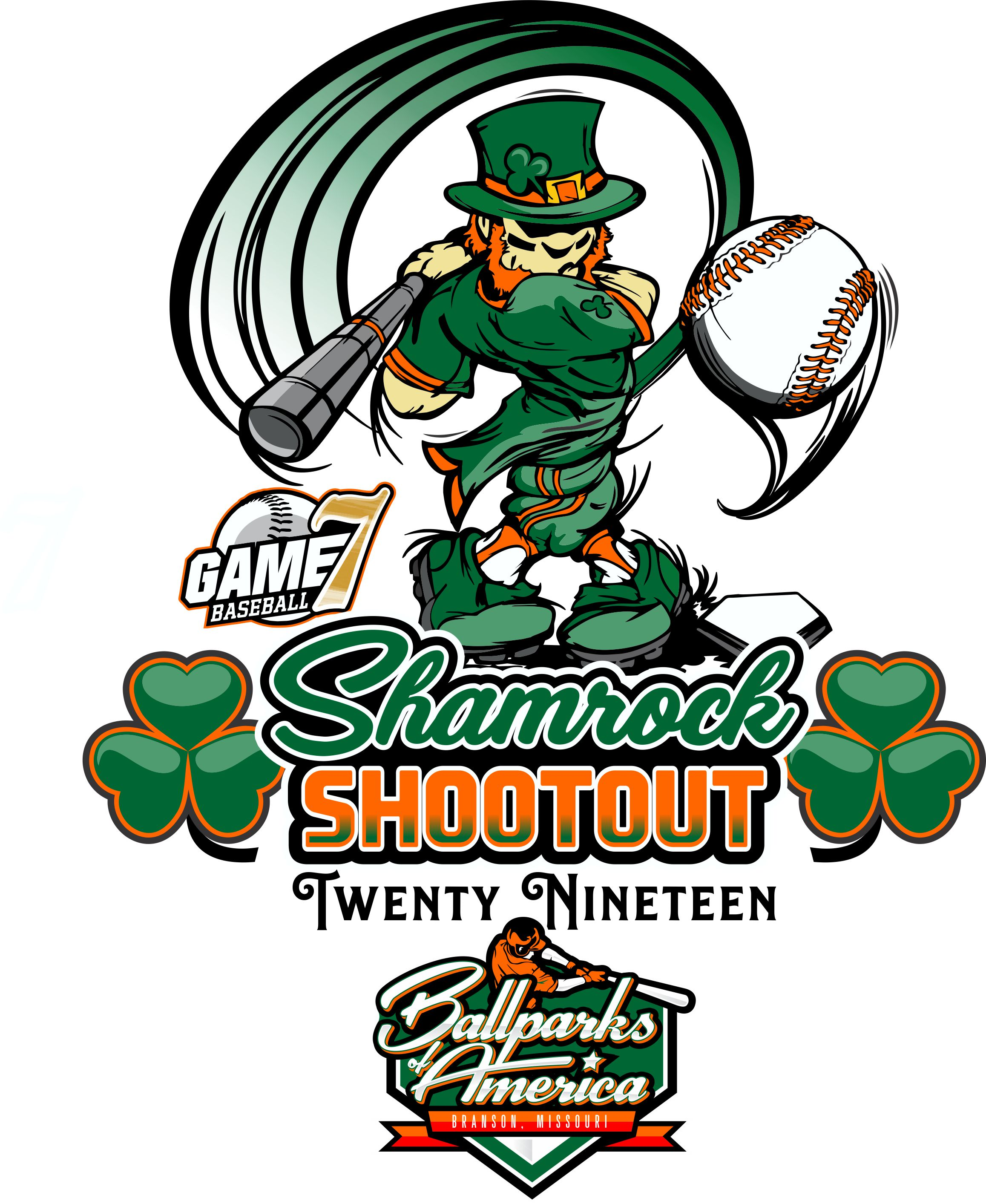 Shamrock Shootout Logo
