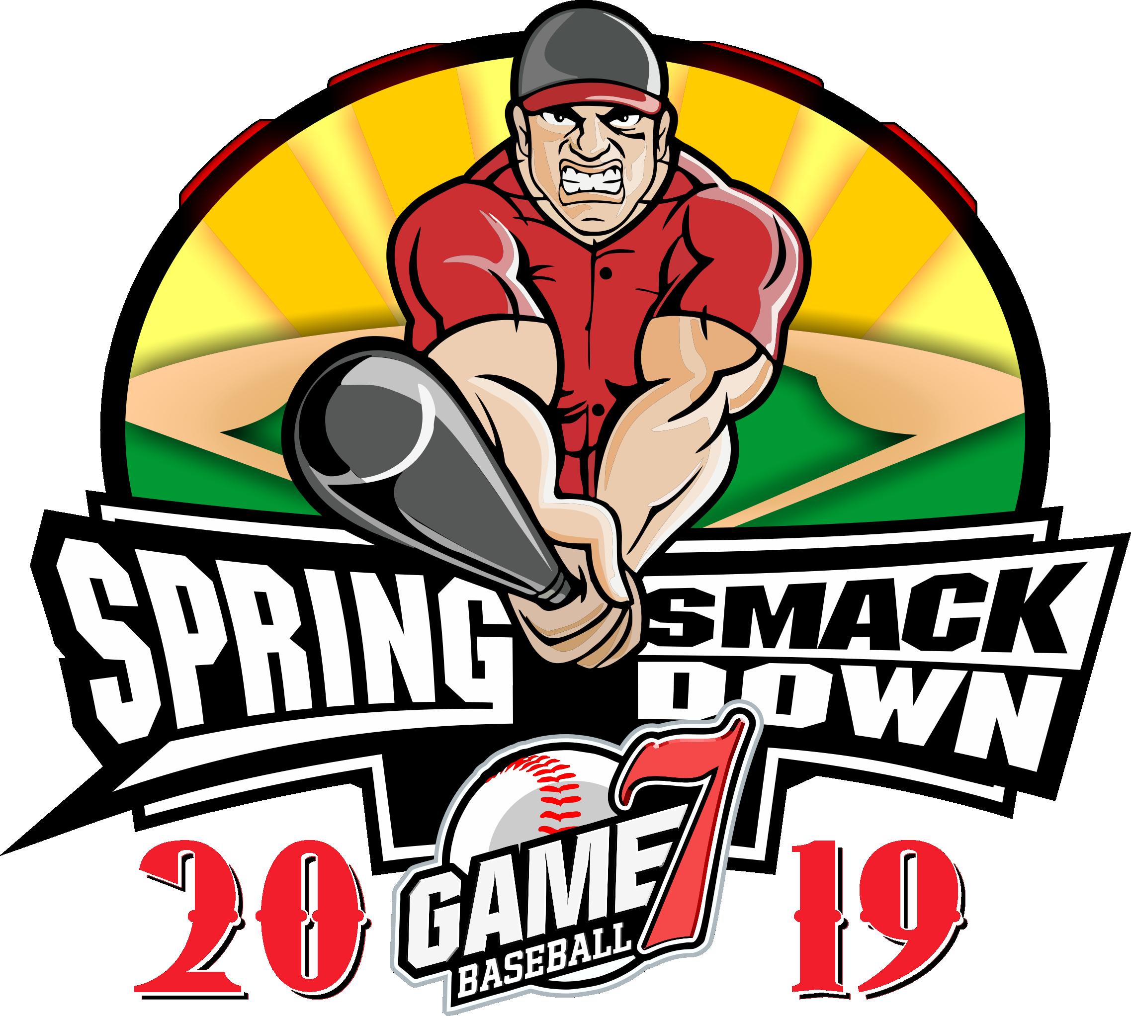 Spring Smackdown Logo