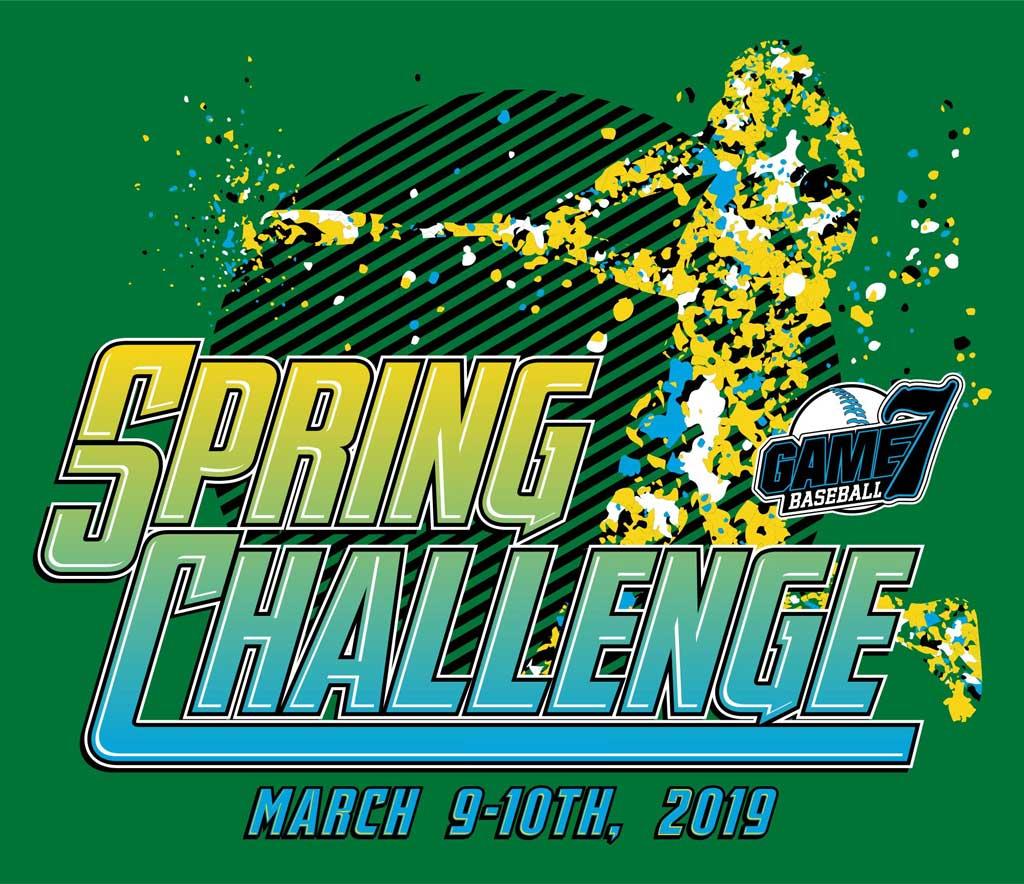 TN Game 7 Spring Challenge Logo